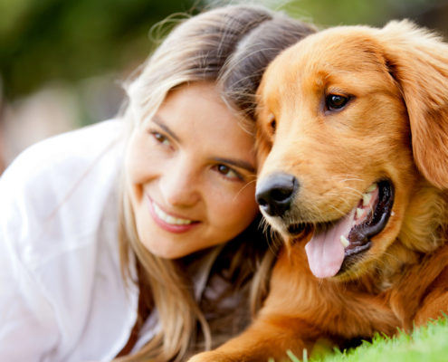 Ways Dogs Help Humans Be Healthy and Happy