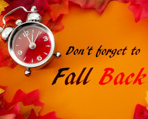 Daylight Savings Ends Nov 4 Fall Back (And Give Your Dog Some Extra Time