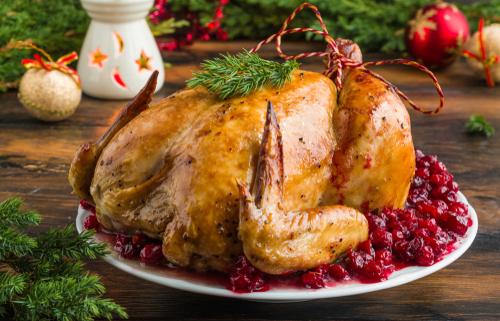 Tuesday's Treat Turkey & Cranberry Treats