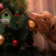Christmas Tree Safety Tips for Pet Parent