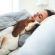 Sleeping with Your Dog The Benefits
