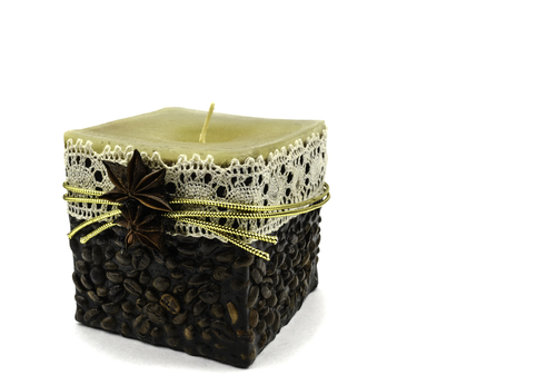 Scented Candle Fumes