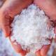 Dog Paw Dangers Rock Salt