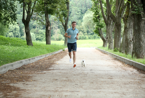 Running a 5k With Your Dog